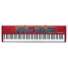 Nord Stage 2 EX 88 - 88-key Digital Stage Piano with Hammer Action Keys +Picks