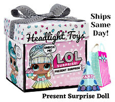 In Hand 1 LOL Present Surprise Big Sister Doll Gift Box Birthday Party Month NEW