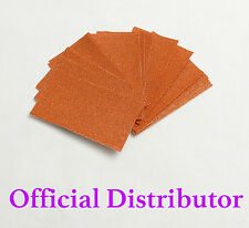 """SANDPAPER COMBO 14 Pc. 3""""x 5-1/2"""" 100/120/150/180/220/240/320 GRIT Dry for Wood"""