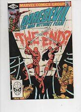 Marvel Comics  Daredevil #175    NM   Frank Miller