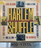 Harlem Shuffle  Sixties Soul Classics CRB 1139 UK LP 1986 Barbara Lewis VG+ Con