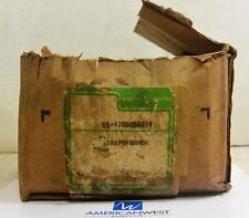 55-172809G039 GE Control Transformer 240/480 to 24 volt  New old stock