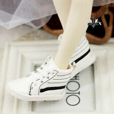 1/3 BJD Shoes boots SD Dollfie White Casual shoes MID DOD SOOM AOD DZ Dollmore