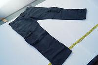 REPLAY W8320 Damen Sommer Cargo Short 7/8 Hose Jeans Bermuda Capri Gr.29 NEUad16
