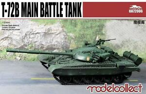 Modelcollect 1/72 Kits T-72B-B1 Main Battle Tank UA72006