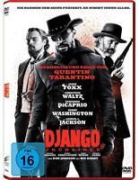 Django Unchained (2013) DVD 9747