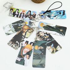 Bleach Anime Phone Chain Hanging Pendant Strap Keychain Accessory