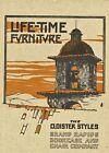 Antique Arts & Crafts Life-Time Furniture Grand Rapids Bookcase Chair Co / Book