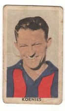 Kornies Australian Football Trading Cards