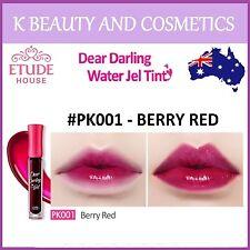[Etude House] Dear Darling Water Gel Tint (#PK001 BERRY RED) *NEW 2017* 4.5g