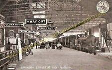 Rugby Midland Railway Station Photo. London & North Western Railway. (1)