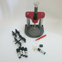 F49575 Watch Dial Foot Soldering Tool with Movement Holder for Watch Repair