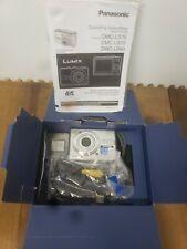 Panasonic Lumix DMC-LS70 7.2MP HD Digital Camera 3X Optical Zoom DC VARIO Lens
