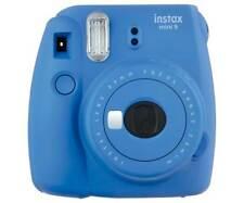 Fujifilm Instax mini 9 Cámara Instantánea - azul de cobalto