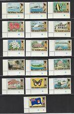 Gilbert Islands 269-84 Mint NH set