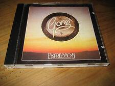 Gong – Expresso II CD ALBUM (Virgin – CDV 2099)