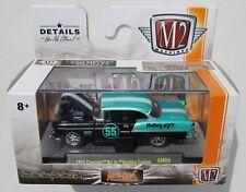 M2 MACHINES AUTO-MODS AM06 1955 CHEVROLET BEL AIR HARDTOP CUSTOM 17-45 1/6,000