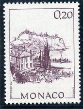 TIMBRE DE MONACO N°1762 ** MONACO D'AUTREFOIS // LE ROCHER