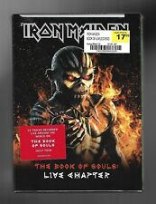 Iron Maiden NEW sealed The Book of Souls Live Chapter 2 CD set Bruce Dickinson