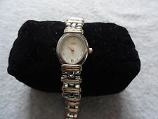 Pulsar Quartz Ladies Watch with a Silver and Gold Colored Band