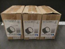 Kichler Lighting (3) 15763 BKT LED 12 VOLT 12.4 W 60 DEG. BEAM SPREAD TEX BLACK