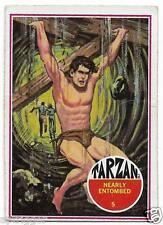 1966 Banner Productions TARZAN ( 5 ) Nearly Entombed