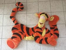 Disney Plush Stuffed Giant Tigger from Winnie the Pooh Wall Hanging Decoration