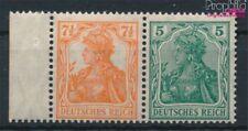 Deutsches Reich W6 postfrisch 1919 Germania (9019343
