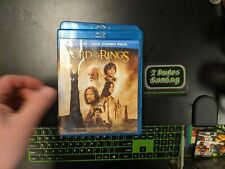 New ListingThe Lord of the Rings: The Two Towers (Blu-ray Disc, 2010) No Digital Free Ship