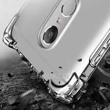 360° Shockproof Ultra Thin Slim Clear Gel Case Cover For Xiaomi Mobiles
