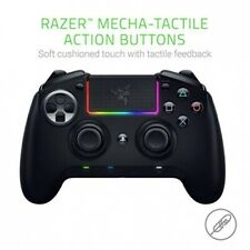 RAZER Raiju Ultimate 2019 Wireless and Wired Gaming Controller with Mecha Tactil