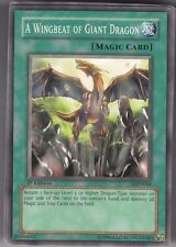Yu-Gi-Oh A Wingbeat of Giant Dragon Com closely LOD Wings Of Dragons Giants