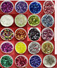 Cup Sequins 5mm Various sizes crafts