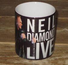 Neil Diamond Live 2011 Tour Advertising MUG