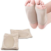 Foot Run-up Pads Foot Arch Support Plantar Cushion Fasciitis Aid Fallen Orthotic