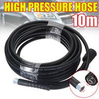 10M 5800PSI High Pressure Washer Pipe Hose M14 X M22 14mm Cleaner Machine 40MPa