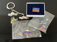 Ford Lapel Pin Lot With Key Chain Ford Motor Company