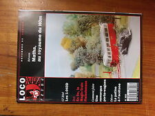 $$a3 Loco-Revue N°553 Matha  1.040D  Magic-Train Fleischmann  Remorque porte-wag