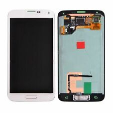 Samsung Galaxy S5 i9600 G900R G900F G900H G900M G9001 LCD Screen Digitizer White