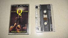 suzi quatro music cassette the wild one the greatest hits    FAST DISPATCH