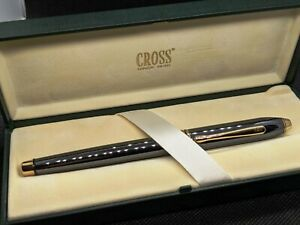 Cross Townsend Titanium Fountain Pen Nib Fine