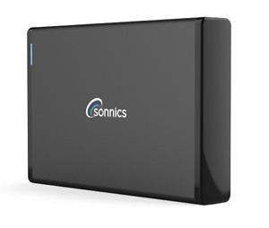 Sonnics 4TB DESKTOP EXTERNAL HARD DRIVE USB 3.0 for XBOX ONE PS4 WIN PC MAC