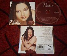 NADIA ** Same (La Duda) ** ORIGINAL 2003 Mexico CD