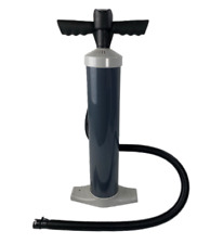 More details for maypole hand pump 2.2l with pressure gauge for air awnings tents inflatables