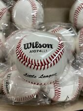 Wilson 1074 Little League Baseballs - one dozen