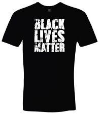 Black Lives Matter T-Shirt, I Can't Breathe, BLM, New, Next Level, Protest