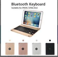 "Wireless Bluetooth Keyboard case ipad Pro 9.7"" air 1 2 9.7"" 2017 2018 BLACK"