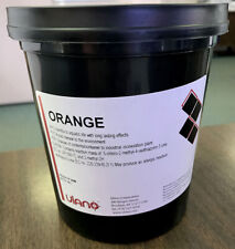 Ulano Orange Emulsion, 1 Gallon  1GUFORANGE
