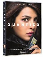 Quantico - Serie Tv - Stagione 1 - Cofanetto Con 6 Dvd - Nuovo Sigillato
