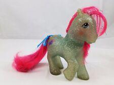 *My Little Pony G1 sparkle ponies Sky Rocket store version vintage 1987